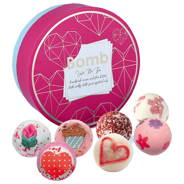 Bomb Cosmetics Love Me Do Gift Pack