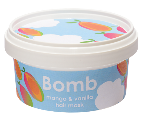 Bomb Cosmetics Mango and Vanilla Hair Mask