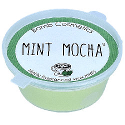 Bomb Cosmetics Mint Mocha Wax Melt