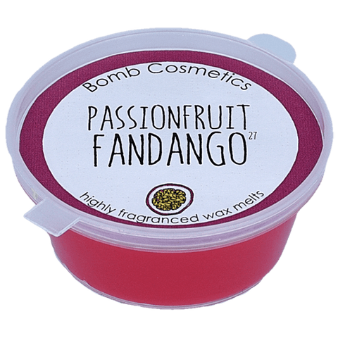 Bomb Cosmetics Passionfruit Fandango Mini Wax Melt
