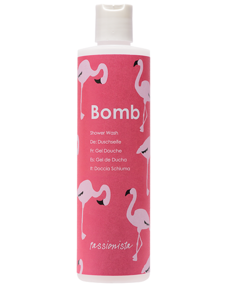 Flamingo Passionista Shower Wash