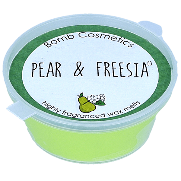 Bomb Cosmetics Pear and Freesia Wax Melt