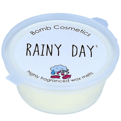 Bomb Cosmetics Rainy Day Wax Melt