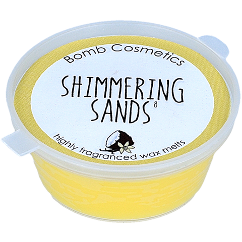 Bomb Cosmetics Shimmering Sands Wax Melt