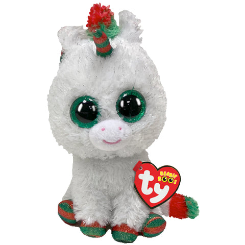 Snowfall Unicorn Beanie Boo TY 2020 Exclusive