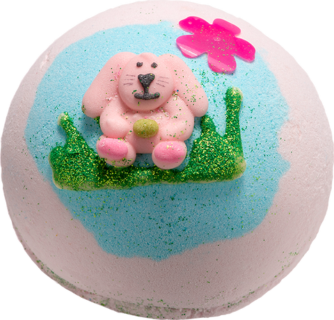 Bomb Cosmetics Some Bunny Loves Me Easter Bath Bomb Blaster