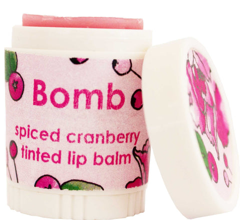 Bomb Cosmetics Spiced Cranberry Tinted Lip Balm