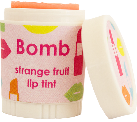 Bomb Cosmetics Strange Fruit Tinted Lip Balm