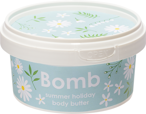 Bomb Cosmetics Summer Holiday Body Butter