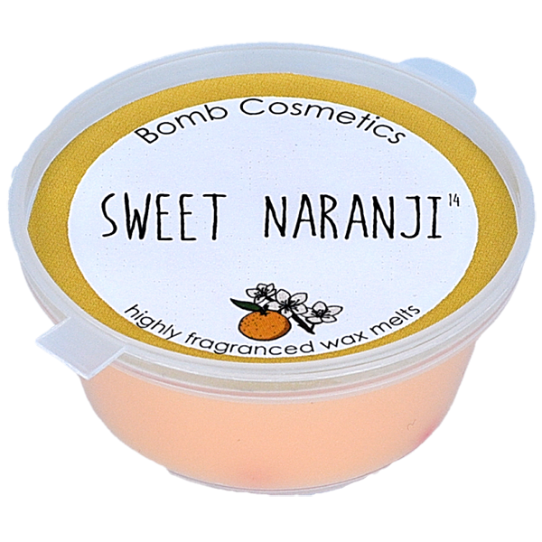Bomb Cosmetics Sweet Naranjii Wax Melt