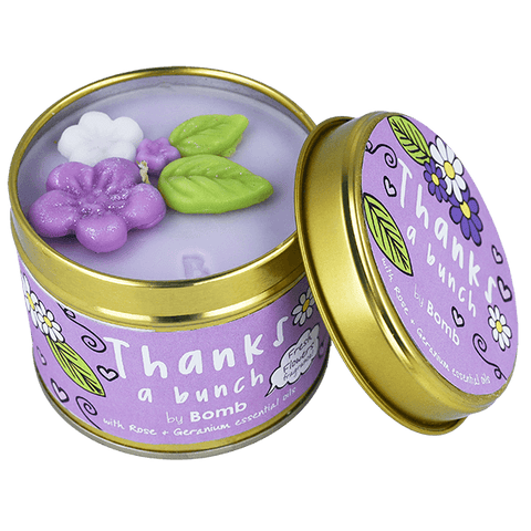 Bomb Cosmetics 'Thanks a Bunch' Candle
