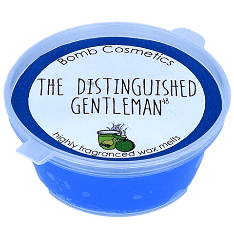 Bomb Cosmetics Distinguished Gentleman Wax Melt