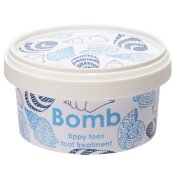 Bomb Cosmetics Tippy Toes Revitalising Foot Treatment