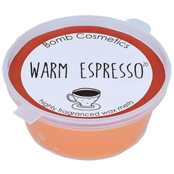 Bomb Cosmetics Warm Espresso Wax Melt