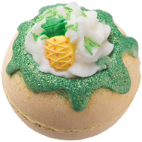 Bomb Cosmetics You're One Fine-apple Bath Bomb Blaster