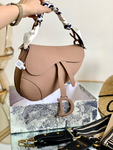 25cm DO Saddle Bag