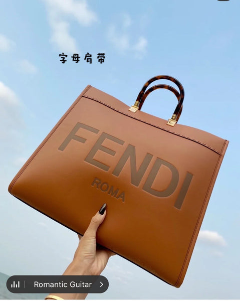 40cm Fed Tote Bag