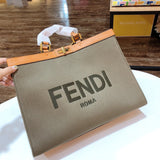 Fed Tote Bag