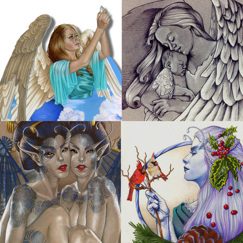 Angels & Faeries
