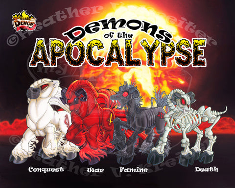 Demons of the Apocalypse
