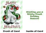 Minty Mayhem Holiday Cards