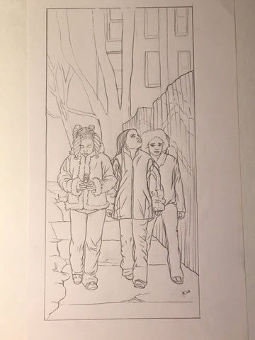 WoD: Innocents - Streetwise Sketch