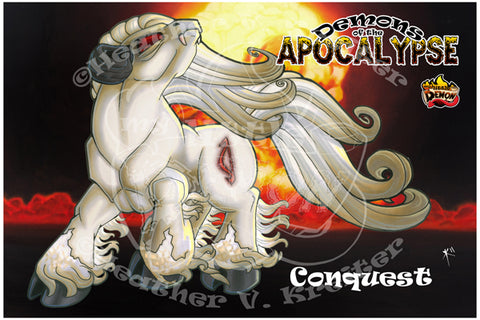 Demons of the Apocalypse - Conquest