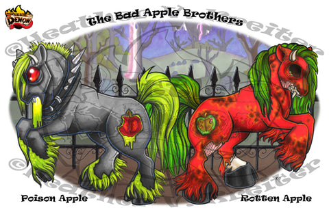 The Bad Apple Brothers