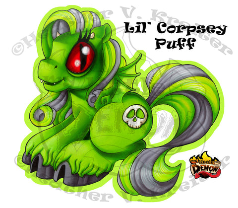 Lil' Corpsey Puff