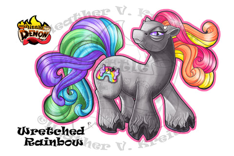 Wretched Rainbow