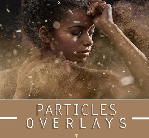 PARTICLES ♢ OVERLAYS