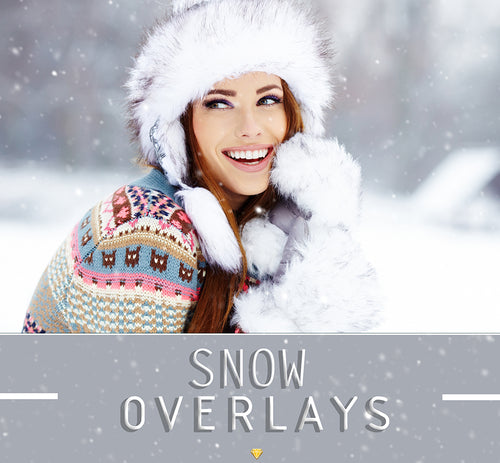 SNOW ♢ OVERLAYS