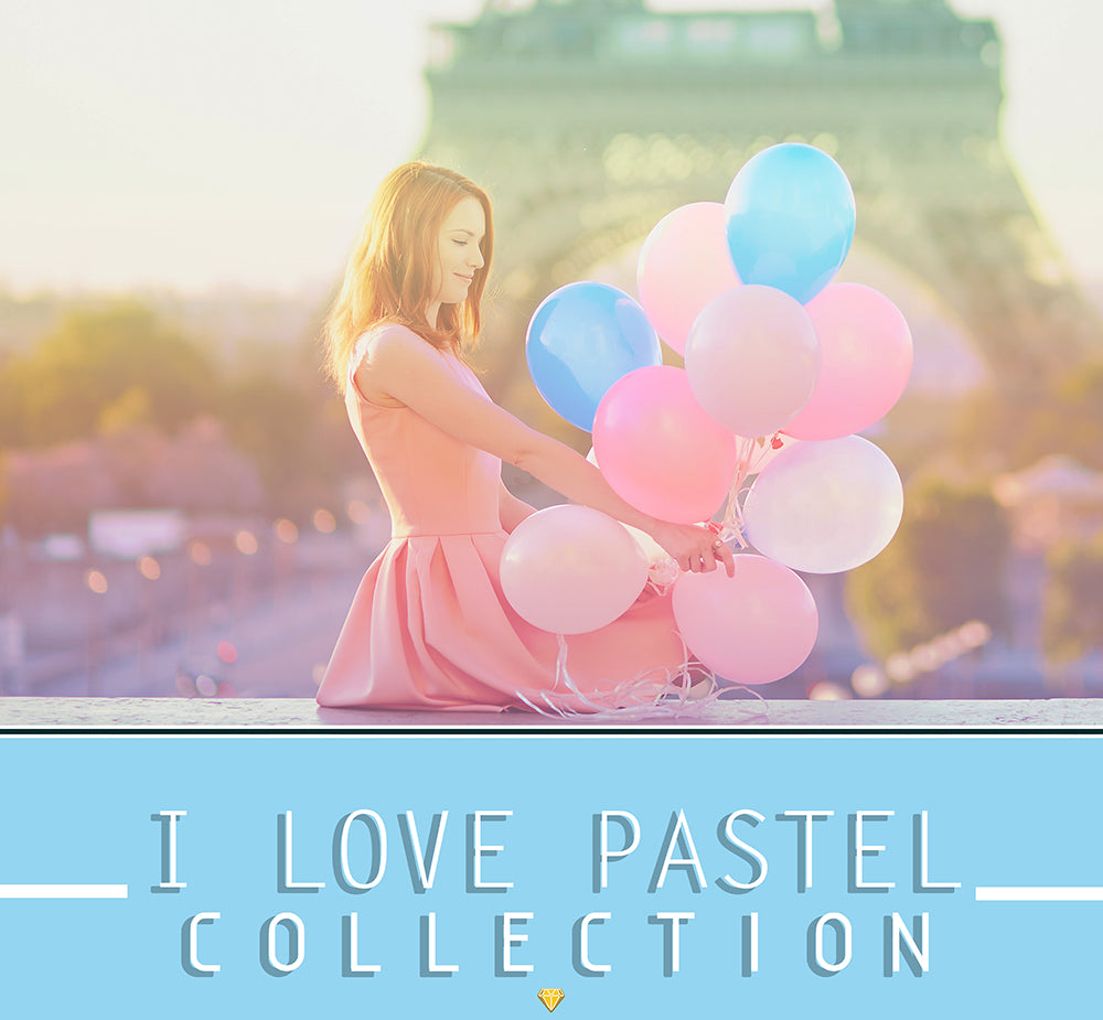 I LOVE PASTEL ♢ COLLECTION