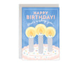Customizable Birthday Wishes Scratch Card