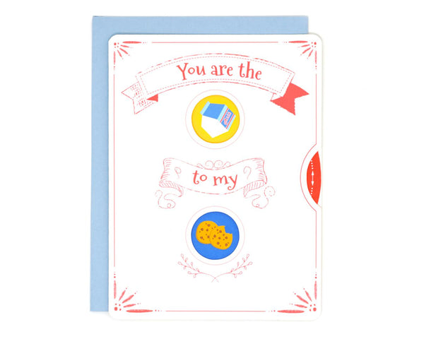 Interactive Rotating Wheel Love Card