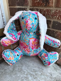 Lilly Pulitzer bunny