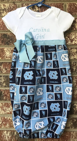 Carolina Girl Infant Gown