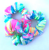 Lilly scrunchies
