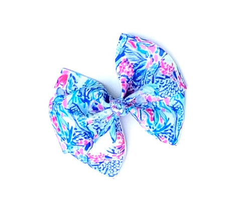 Mermaid cove ribbon bow