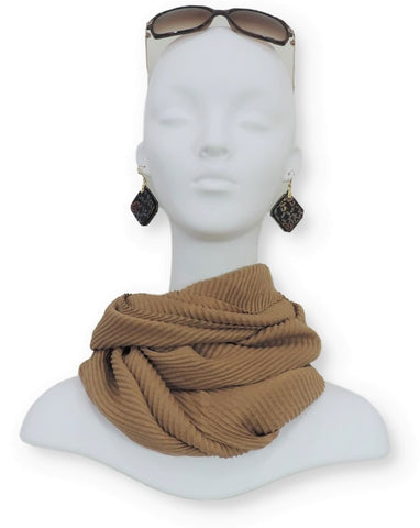 Cotton Wrinkle Scarves