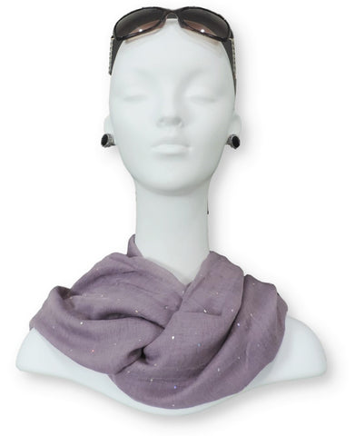 Embellished Viscose Scarves