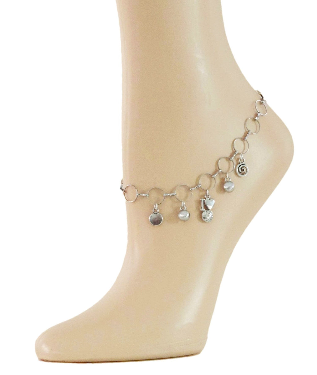 DIY Gabriella Anklet - Global Trendz Fashion®