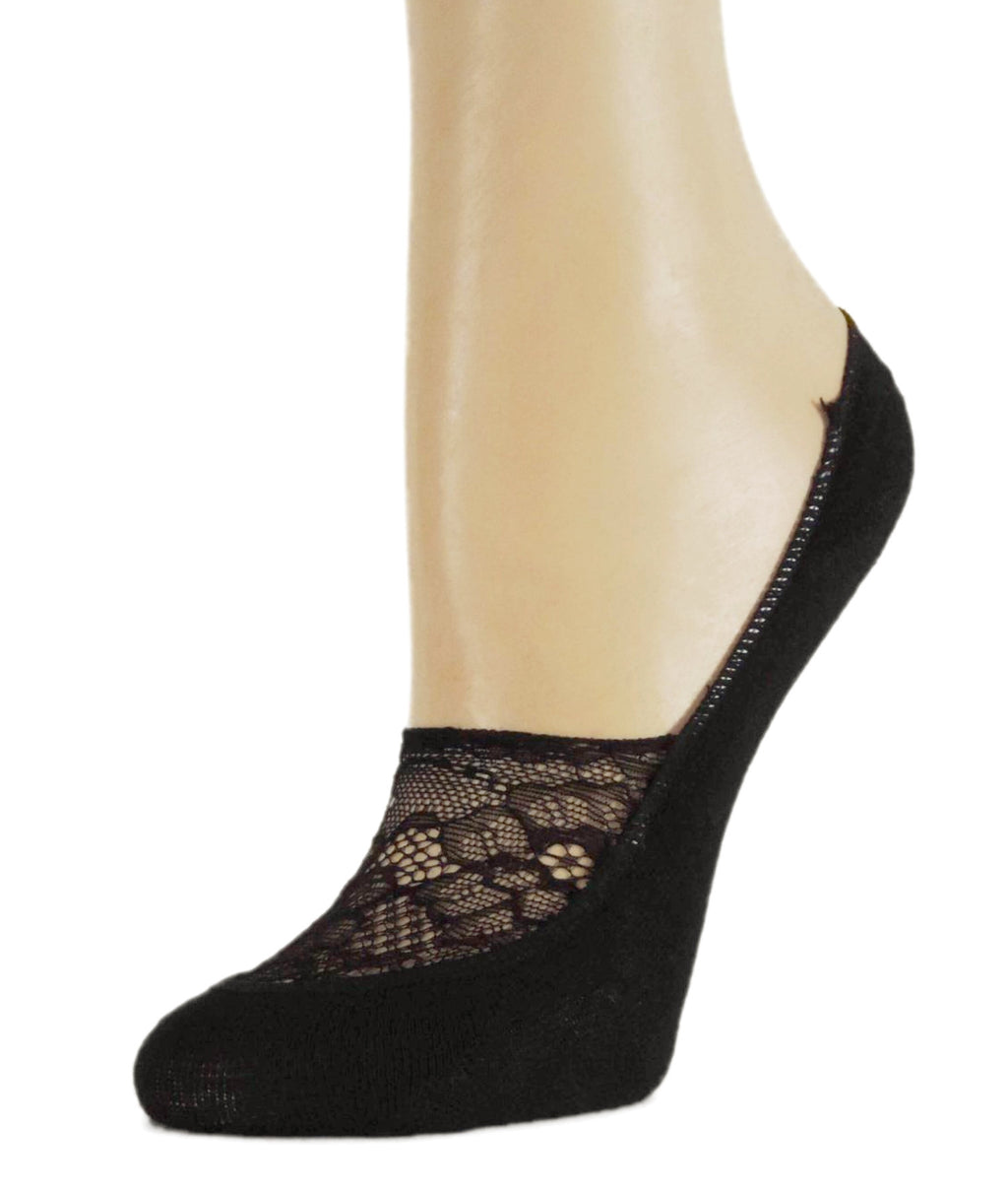 Classy Black Ankle Sheer Socks - Global Trendz Fashion®
