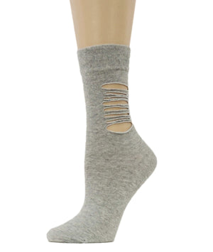 Ripped Socks Bundle (Pack of 6 Pairs) - Global Trendz Fashion®