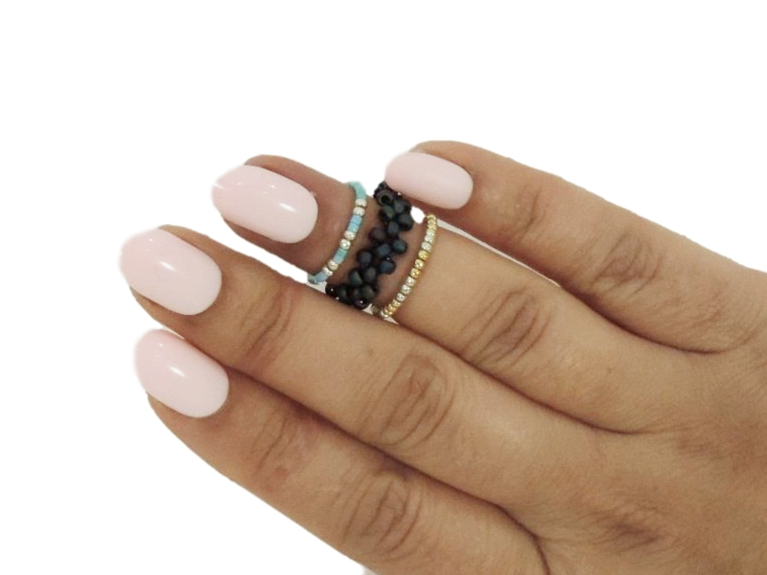 Ishree Stackable Toe Rings - Global Trendz Fashion®