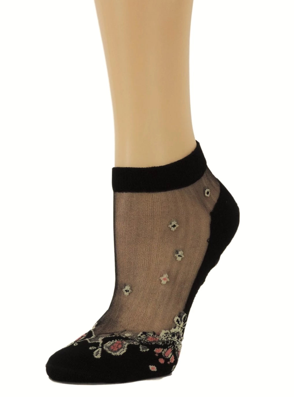 Glorious Chandelier Ankle Sheer - Global Trendz Fashion®