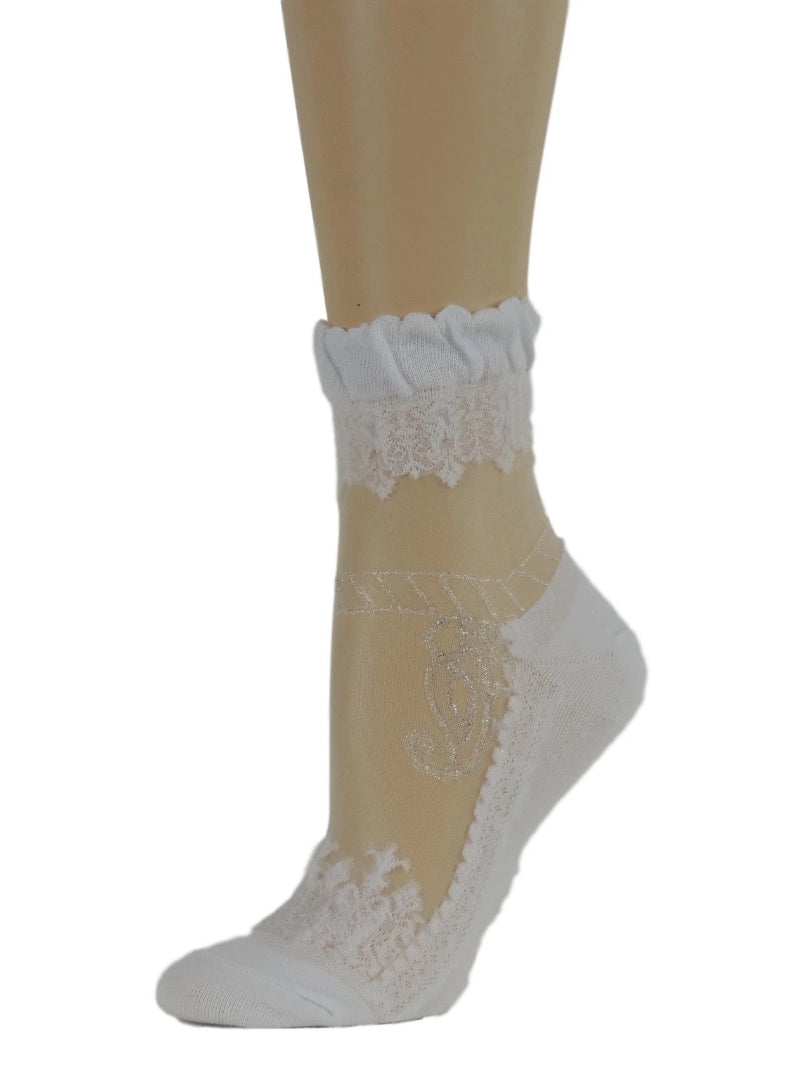 Innocent Henna Sheer Socks - Global Trendz Fashion®