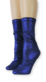 Navy Reflective Socks - Global Trendz Fashion®