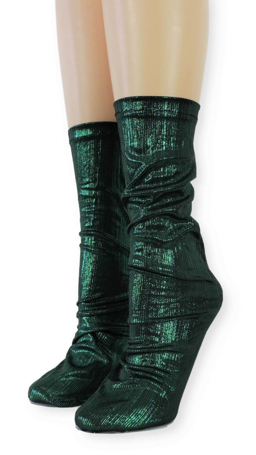 Myrtle Reflective Socks