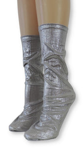 Silver Reflective Socks - Global Trendz Fashion®